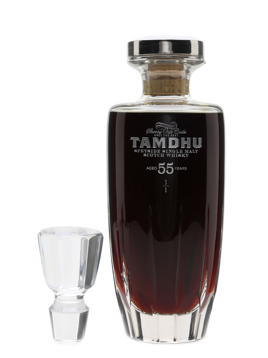 Tamdhu 55 Year Old, Bottle 1 of 1