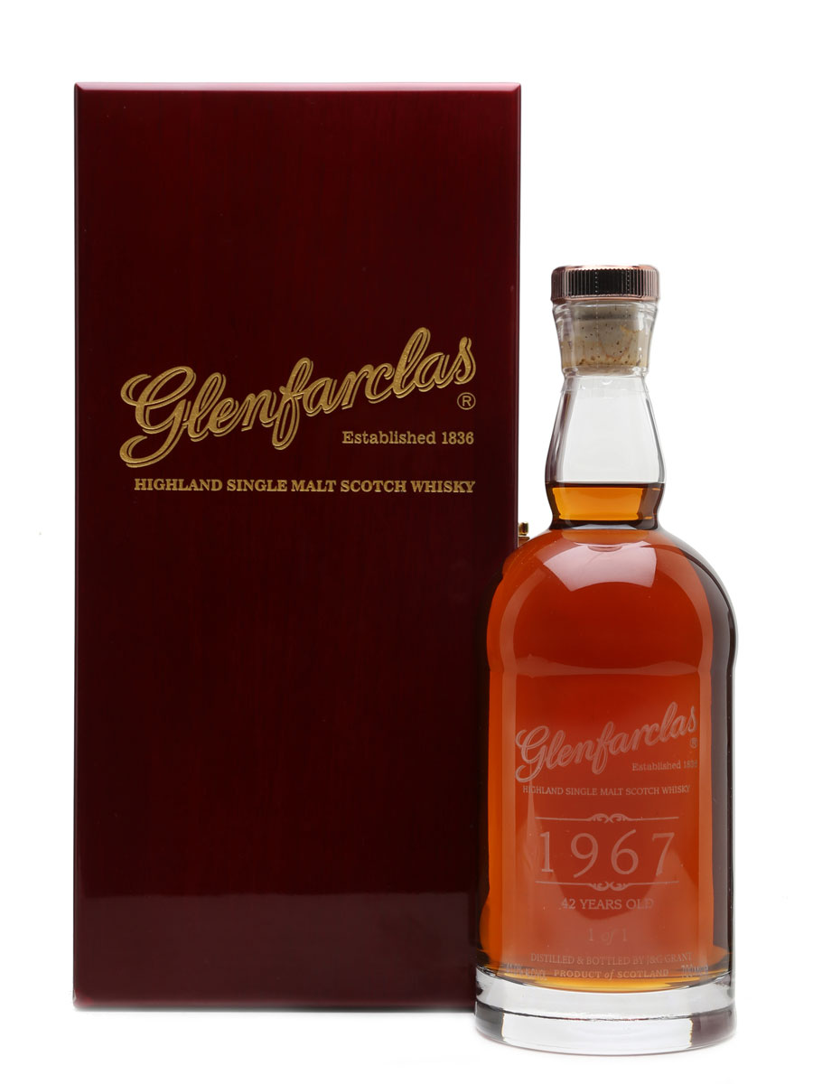 Glenfarclas 1967 42 Year Old, Bottle 1 of 1