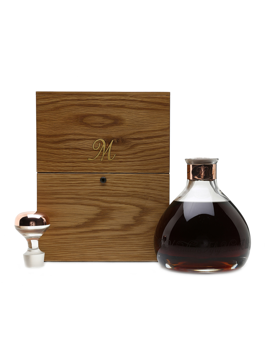 The Macallan 50 Year Old Millennium Decanter