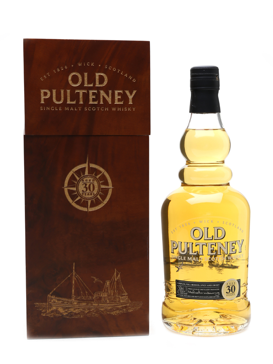 Old Pulteney 30 Year Old, 2013 Release