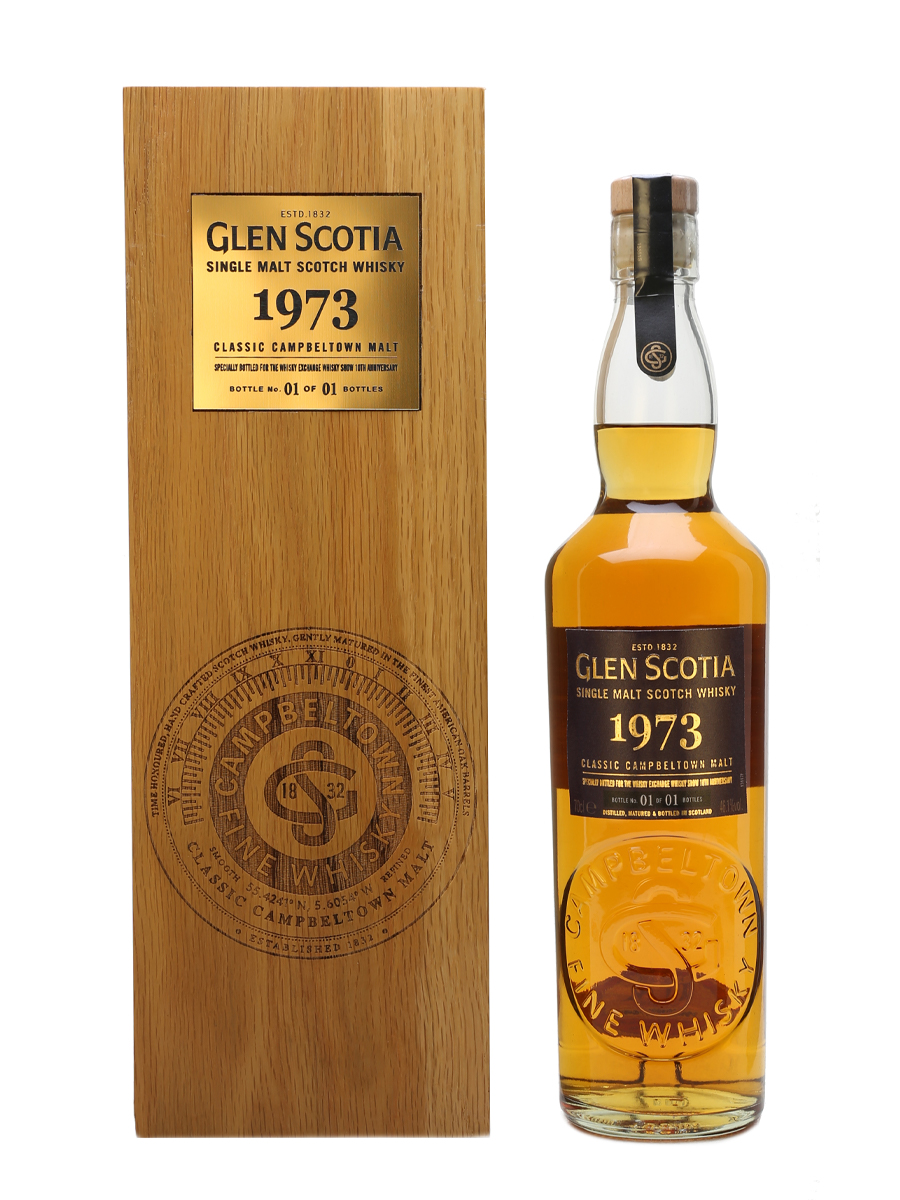 Glen Scotia 1973, Bottle 1 of 1