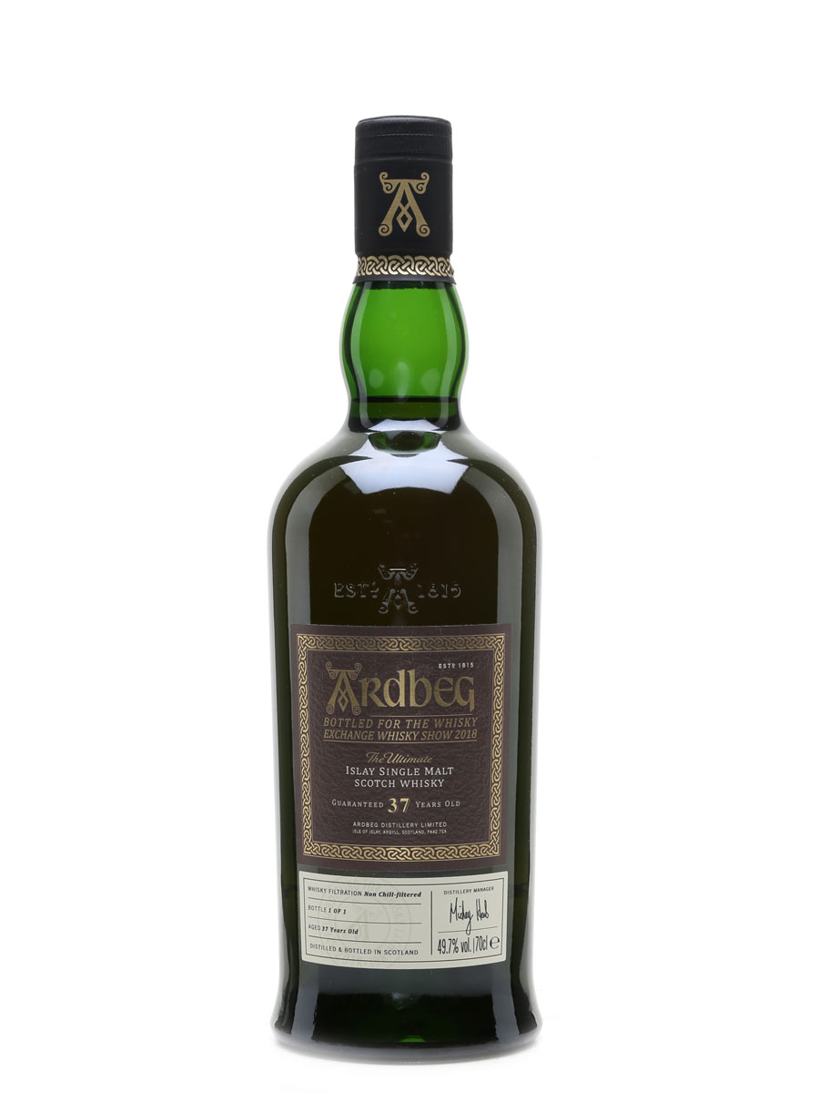 Ardbeg 37 Year Old, Bottle 1 of 1