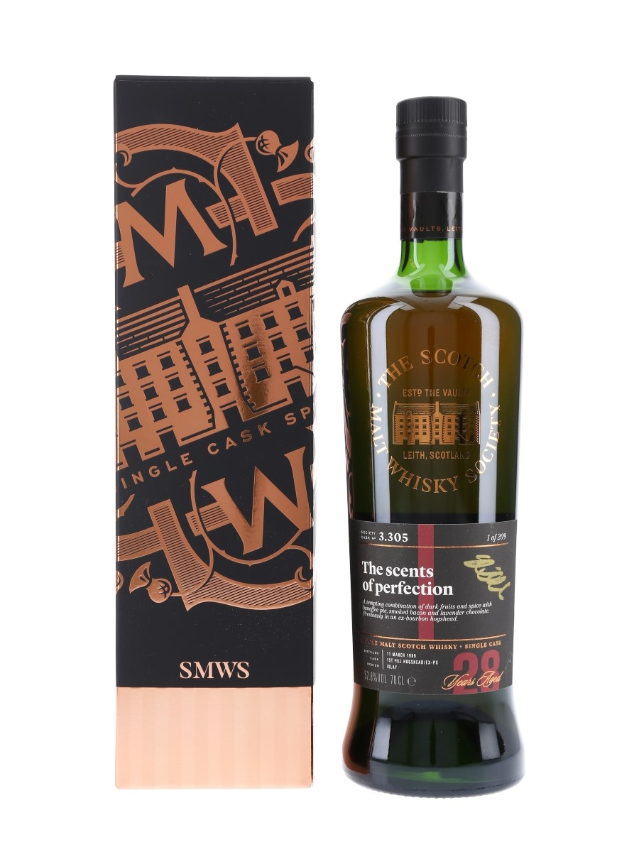 SMWS 3.305 The Scents Of Perfection